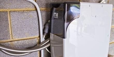 Minimax adoucisseur connecté
